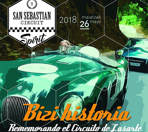 San Sebastian Circuit Spirit
