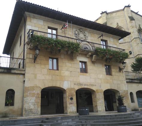 Ayuntamiento de Lezo